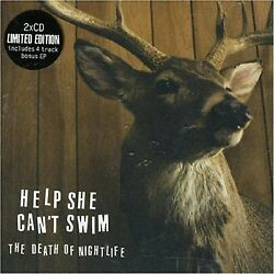 Help She Can't Swim - The Death Of Nightlife (CD)