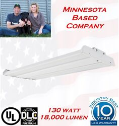 T8 LED High Bay Warehouse Shop Garage Commercial Light Fixture NEW lamp