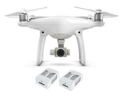 DJI Phantom 4 Quadcopter Bundle with Battery Charging Hub $1000.00