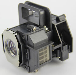 NEW ELPLP49 V13H010L49 Replacement Lamp And Housing For Epson Projectors $29.99