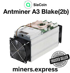 Antminer A3 815GHS APW3+ PSU - Ready Stock!!