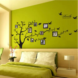 DIY Wall Stickers Multi Types Removable Art Vinyl Quote Decal Mural Home Decor $11.19