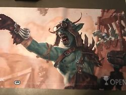 Magic The Gathering Scg Open Siege Gang Commander Playmat