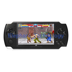 4.3'' PSP Portable Handheld Video Game Console Player Built-in 10000 Games USPS