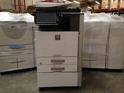 Sharp MX-4110N A3 Color Laser Printer Copier Scanner MFP 4111N 5110N 5111N