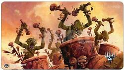Goblin War Drums Playmat Ultra Pro GAMING SUPPLY BRAND NEW ABUGames $19.99