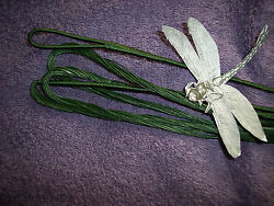Bow string for 60quot; recurve actual length 56quot;Forest Green experienced stringmaker $14.99