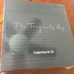 The Tragically Hip Complete Collection 1987-2016 Sealed  Vinyl Box Set