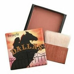 BENEFIT COSMETICS ~ DALLAS Dusty Rose Face Powder 0.32 oz 9g New~Fast Free Ship $20.57