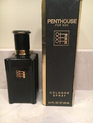 PENTHOUSE for Men Cologne Spray by Perfumer's Art 3.4 fl oz New In Box
