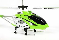 Kids Remote Radio Control Helicopter Kids Adult Beginner Boy Girl Gift New $33.42