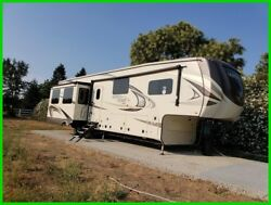 2019 Jayco North Point 377RLBH Fifth Wheel42'Sleeps 82 AC UnitsKing Bed