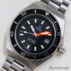 Omega Seamaster 200 166.0177 All new Cal.1012 1973 Automatic Men's Watch Works
