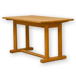 Gordon Russell Arts & Crafts Cotswold School English Oak Dining Table c. 1930