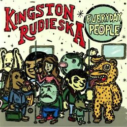 Kingston Rudieska Everyday People Vinyl LP NEW sealed