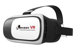Riviera RC Virtual Reality Smartphone Headset White $9.99