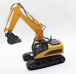 Riviera RC Excavator 15 Channel Yellow  $59.99