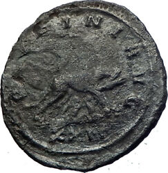 PROBUS 280AD Ancient Roman Coin Romulus and Remus She-Wolf Very rare i73659