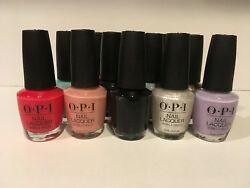 OPI Nail Polish 0.5 oz Many Colors-You Pick- list #2