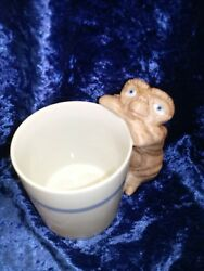 1983 Avon E.T. THE EXTRA-TERRESTRIAL CUP MUG UNIVERSAL STUDIOS EXCELLENT USED