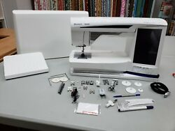 Husqvarna Viking Diamond Royale Computerized Sewing & Embroidery Machine