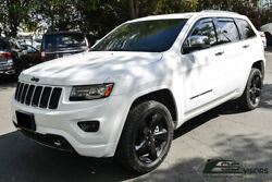 EOS Visors For 11-Up Jeep Grand Cherokee IN-CHANNEL Side Window Guard Deflector