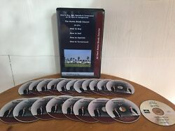 MOBILE HOME & RV PARK INVESTING HOME STUDY COURSE BY FRANK ROLFE 20 AUDIO CD'S!