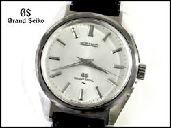 Seiko Grand Seiko 4420-9000 1967 Manual Hand Wind Authentic Men's Watch Works
