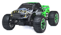 Exceed RC 1 10 2.4G Infinitive Radio RC Nitro Gas RTR Monster 4WD Truck Sava $269.95