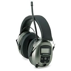 Safety Works 10121816 MP3 AM FM Digital Radio Ear Muffs 1 Pack $65.90