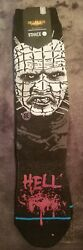Stance Socks quot;Hellraiserquot; Size Large FREE SHIPPING $14.99