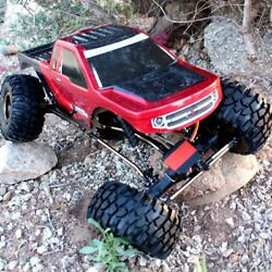 Redcat Racing Everest 10 Rock Crawler 1 10 Scale RC Electric 2.4GHz RED BLACK $169.99