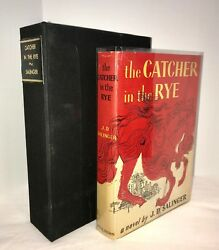 Catcher in the RyeJ.D. Salinger Beautiful Collector's Copy!
