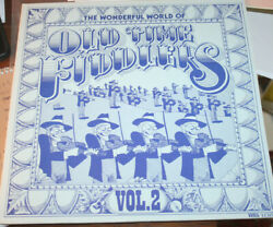 Various - The Wonderful World Of Old Time Fiddlers Volume 2 (Vinyl)