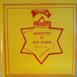 Various - Kingston 13 All Stars Vol 2. (Vintage 70's & 80's) (Vinyl)