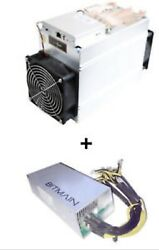 Bitmain A3 Antminer With Power Supply used But Perfect Condition!shipping To Eu
