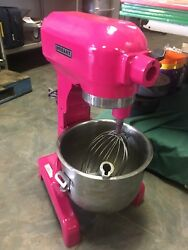 Pink Hobart Mixer A-200 20 qt. Breast Cancer Awareness-120v
