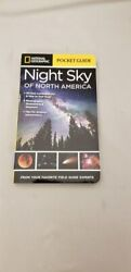 National Geographic Pocket Guide to Night Sky of North America Full Color Book