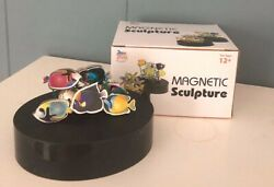 Magnetic Desk Sculpture Tropical Fish by Warm Fuzzy NIB $9.99