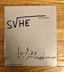 She by Saul Williams SIGNED! Book Free Shipping