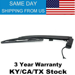 New Rear Wiper Arm with Blade For GM Escalade Suburban Tahoe Yukon XL 15277756 $9.55