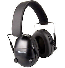 WINCHESTER ELECTRONIC NOISE CANCELLING HEADPHONE EARMUFFS 25DB REDUCTION NEW!
