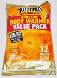 HotHands Body Warmer with Adhesive 8 Warmer Value Pack by HotHands $15.99
