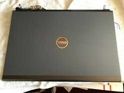 Vinyl Lid Skin Cover Decal fits Dell  Precision M4800  and M4700