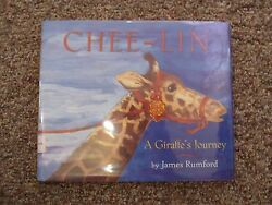 Lot of 3 Children's Books Chee-Lin A Giraffe Prince Of Egypt Winnie The Pooh $5.99