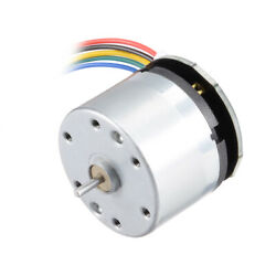 Micro Motor DC 12V 10000RPM 6 Wire High Speed Encoder Motor for DIY Toy Cars $13.74