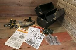Vintage RARE Case amp; Miscellaneous Rc Parts Traxxas Operating Manual SEE $44.99