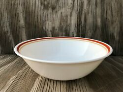 Corelle Dishes Cinnamon White Large Vegetable Side Dish Serving Bowl 8 12 Inch