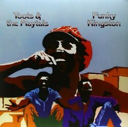 Toots & The Maytals Funky Kingston Vinyl LP NEW sealed