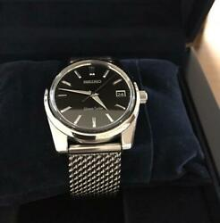 Seiko Grand Seiko SBGV011 Sapphire Glass Quartz Authentic Mens Watch Works